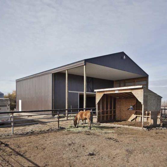 40'x60′ Barn