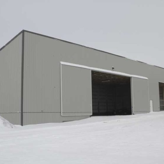 30'x120′ Cold Storage Building
